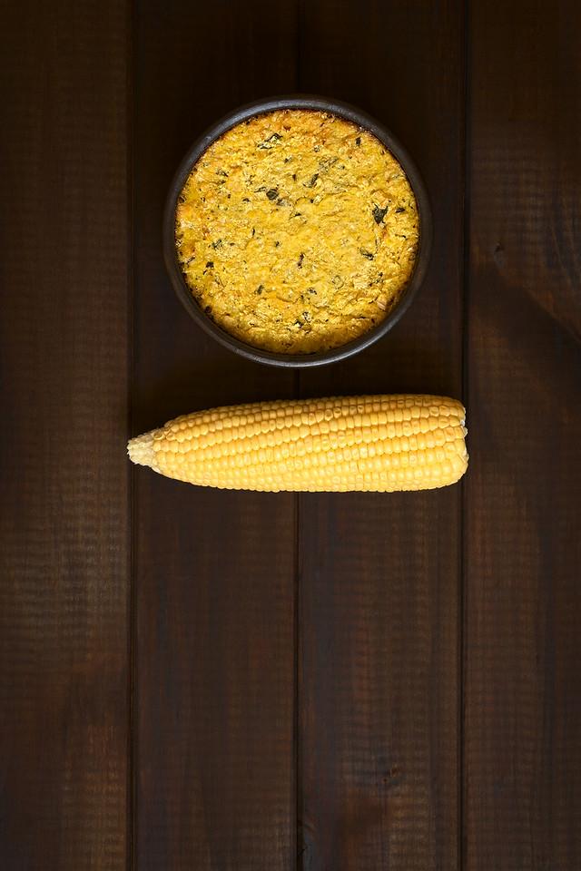 Chilean Pastel de Choclo (Corn Pie)