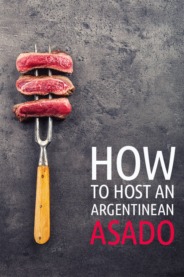Forget burgers and hot dogs, no weekend is complete in Argentina without an Argentinean asado. It's not just an Argentinean bbq but so much more. It's easy to recreate it at home with this asado guide.