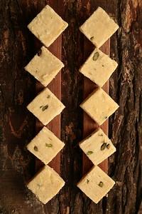 Indian sweet snack --Soan Papadi, Traditional north Indian sweet,