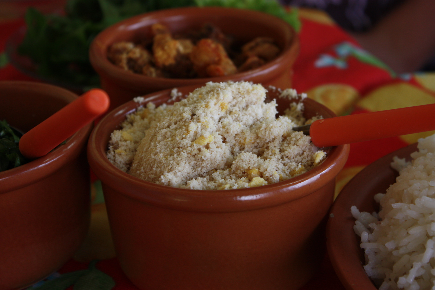 Farofa in Brazilian cuisine is one of 23 foods to eat, check out the others.