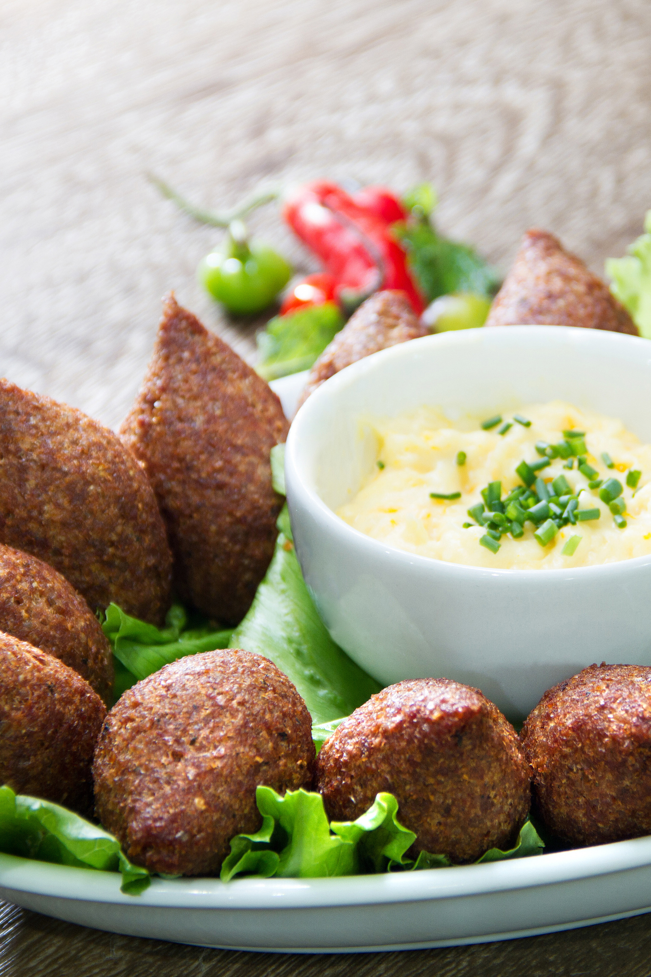 Quibe also known as kibe or kibbeh is one of the 23 Brazilian food you need to try.