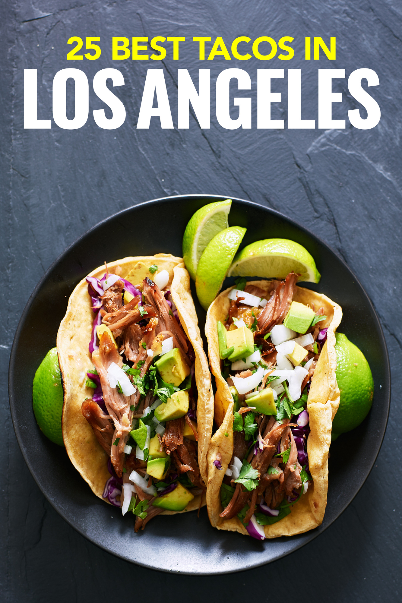 Where to find the best tacos in LA with DineL.A's taco trek. #losangeles #tacos #restaurants