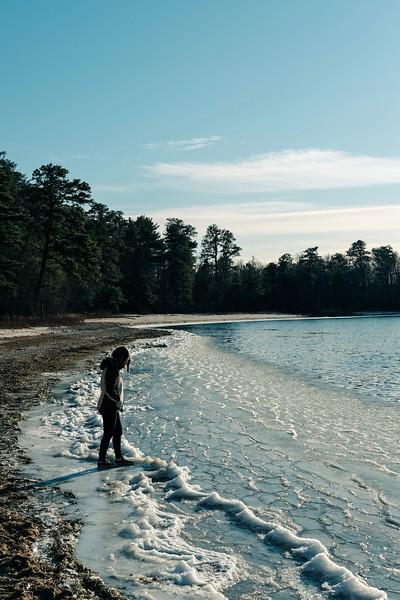 Frozen Shore