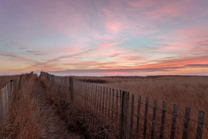 Duxbury Beach Path