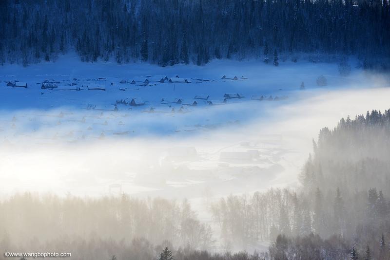 静谧唯美的世外仙境 - 一镜收江南 - 清韵
