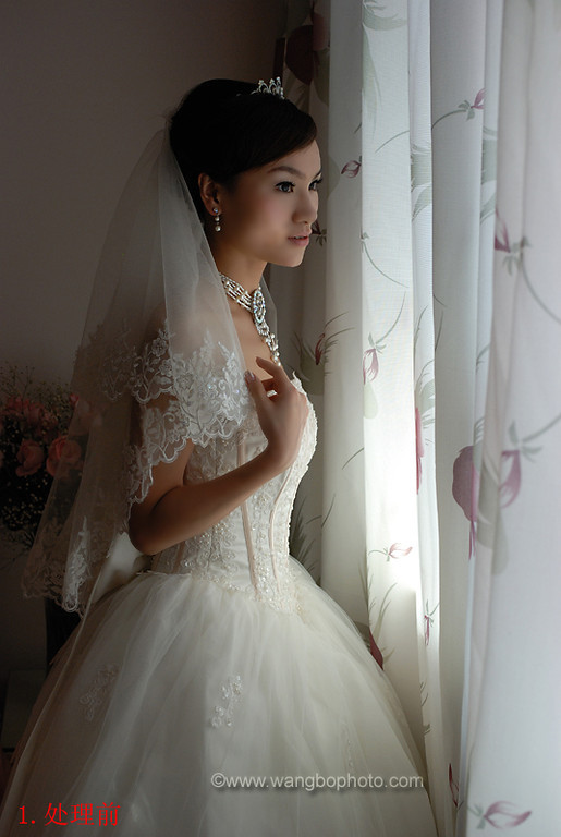 【后期处理】制作褪色的旧照片效果 - 一镜收江南 - 清韵