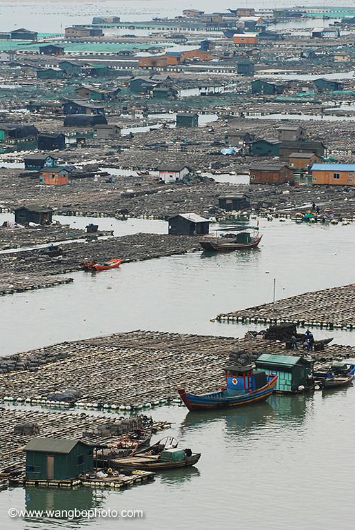 海上渔村 - 一镜收江南 - 清韵