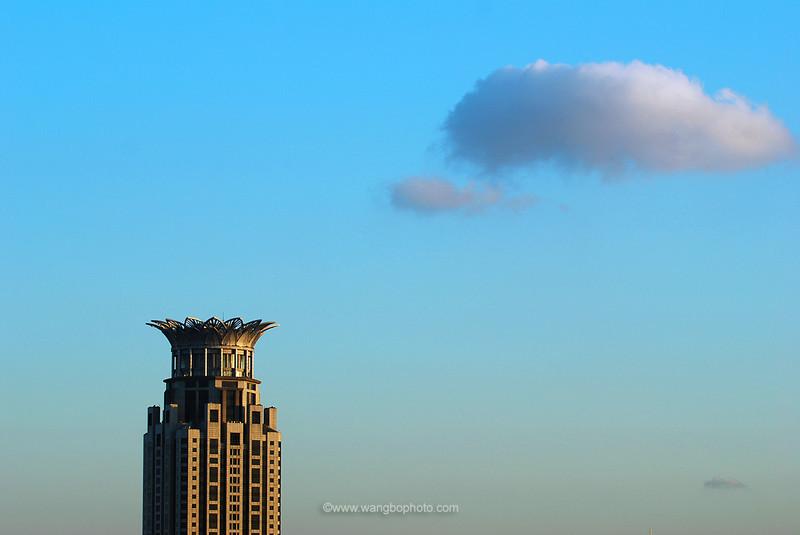 俯瞰上海 - 一镜收江南 - 清韵