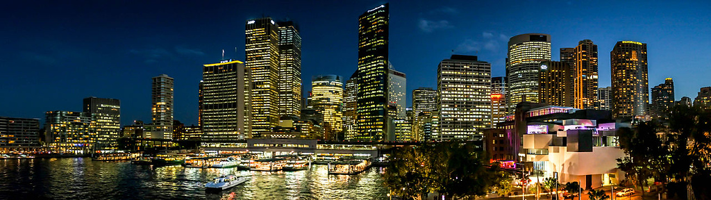 悉尼城市旅行攻略 - 休闲风景美食之旅 - 一镜收江南 - 清韵