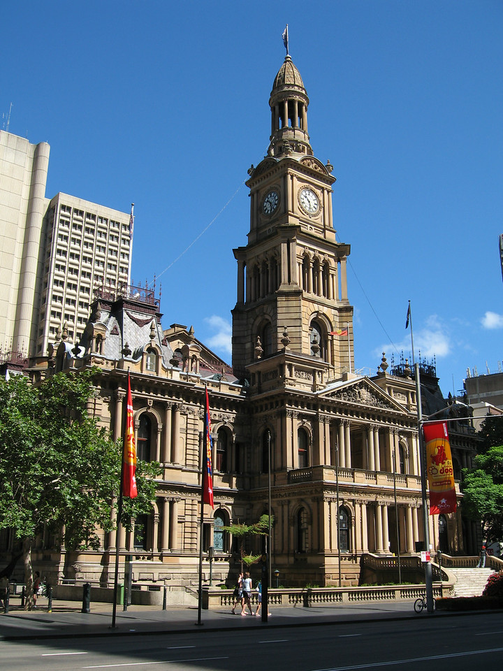 悉尼城市旅行攻略 - 悉尼完美一天行程安排 - 一镜收江南 - 清韵