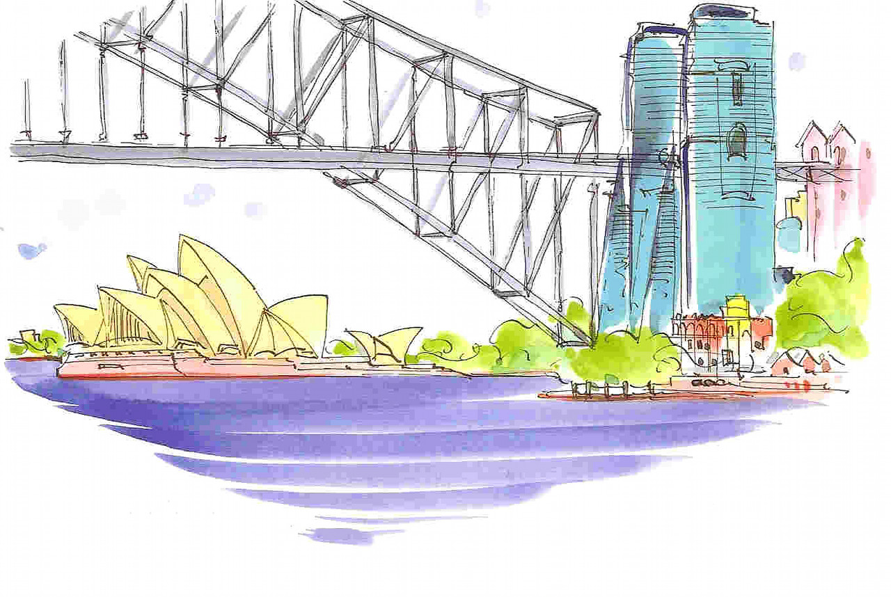 悉尼城市旅行攻略 - 悉尼必买伴手礼 - 一镜收江南 - 清韵