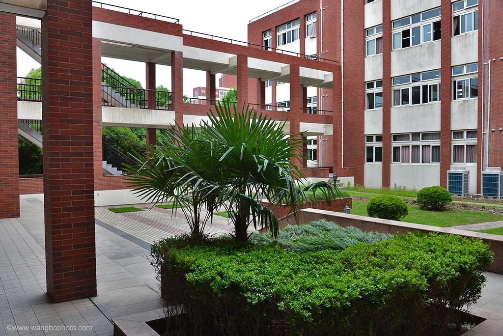 校园内庭景观设计