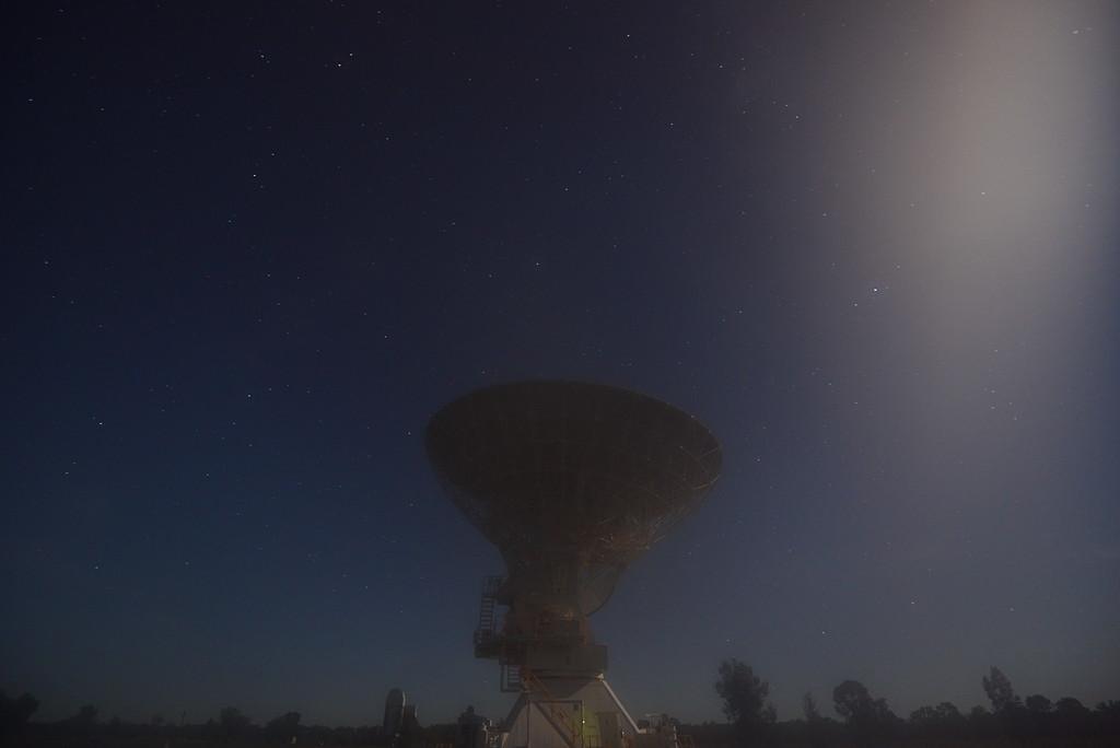 如何拍摄星轨 - 一镜收江南 - 清韵