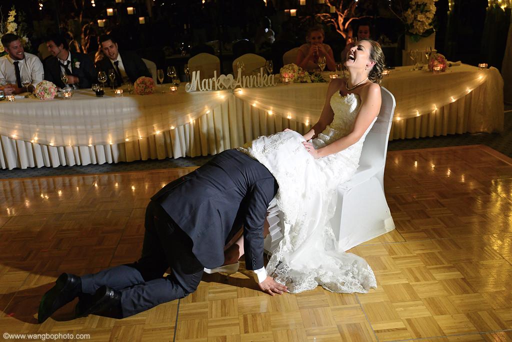 悉尼的婚礼照片(2) - 一镜收江南 - 清韵