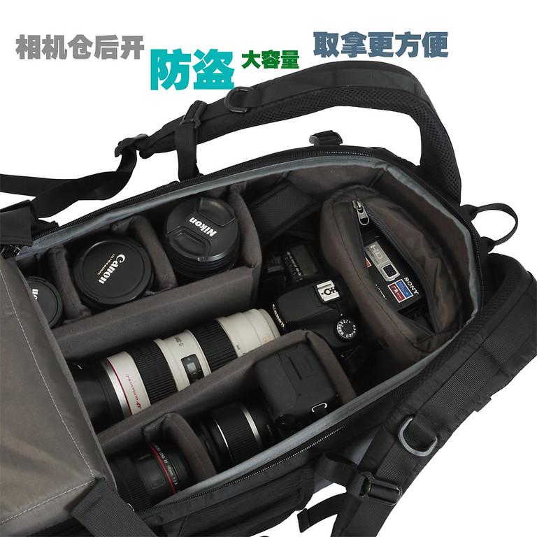如何选购摄影包 - 一镜收江南 - 清韵