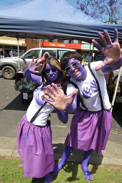 比普罗旺斯更浪漫!在南半球小镇格拉夫顿沐浴紫色花海 - 一镜收江南 - 清韵
