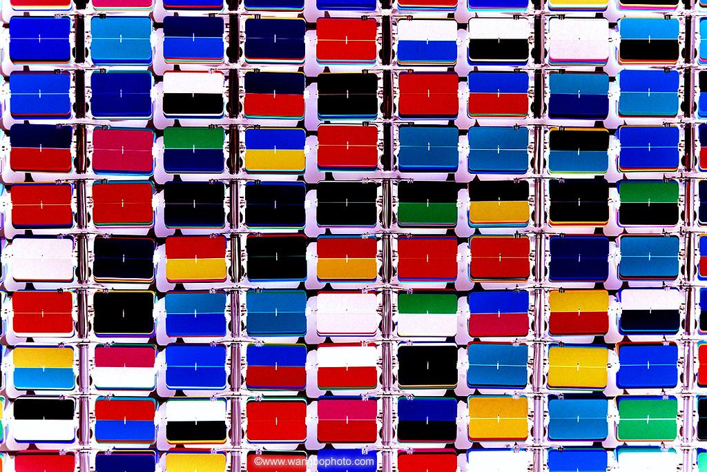 澳洲当代艺术博物馆小逛涂鸦 - MCA - 一镜收江南 - 清韵