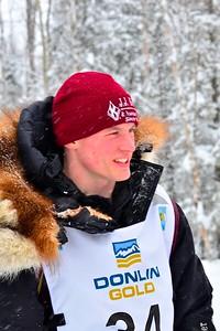 Dallas Seavey; he went on to win Iditarod 2012
