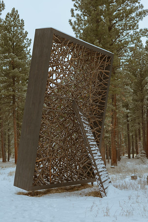 Blackfoot Pathways: Sculpture in the Wild