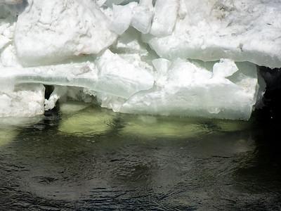 Ice on the Missouri