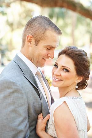 Ashley + Gavin . Married in Haig Point, SC