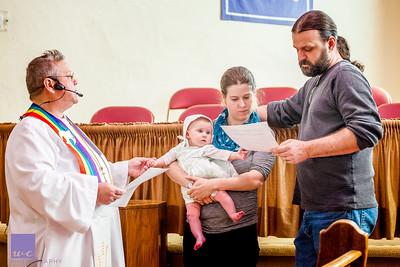 Pruitt Baptism