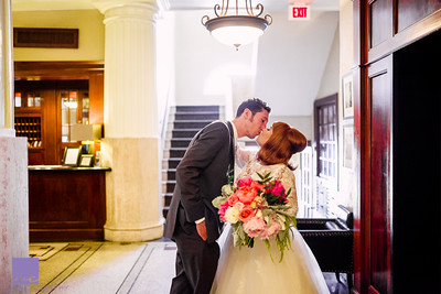 Castle Tea Room wedding Bliss