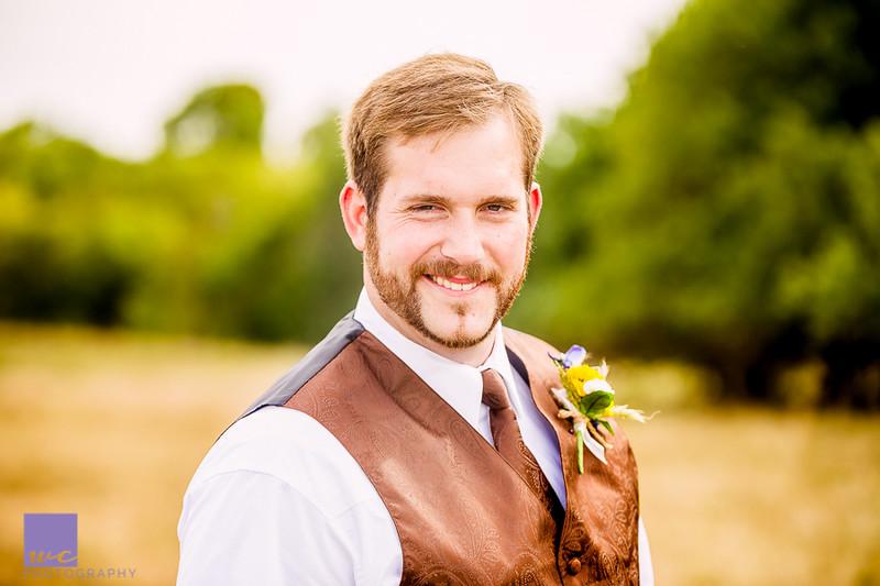 McCoy sunflower fall wedding