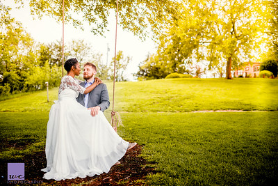 Rainy Prairiewood Reserve Wedding Previews