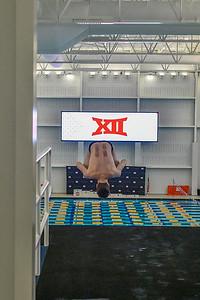 Big 12 Swim and Dive Meet