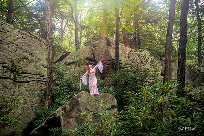 Nina at Coopers Rock
