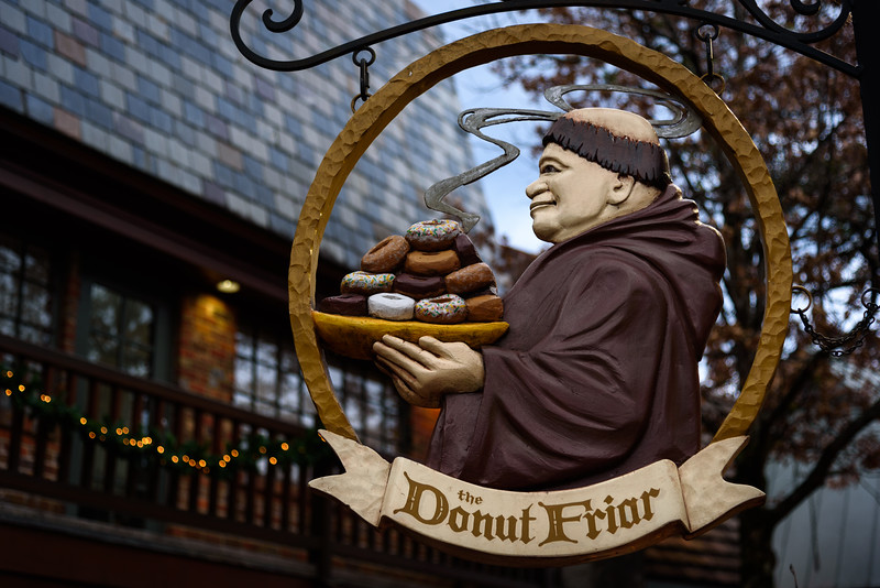 Good donuts :-)