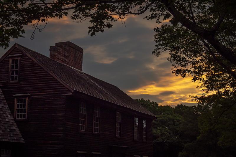 Sunrise at Hartwell Tavern