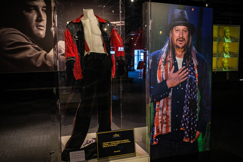 Kid Rock @ Graceland
