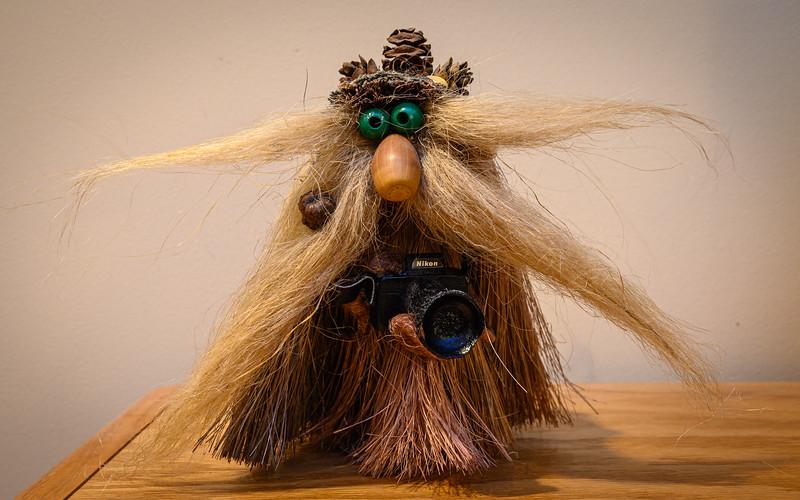 Nikon Troll :-)  -  With 16-50mm kit lens