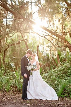 Hannah + Chambers . Married in Fernandina Beach, FL