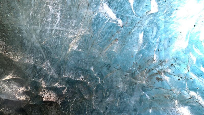 Glacier Ice Texture