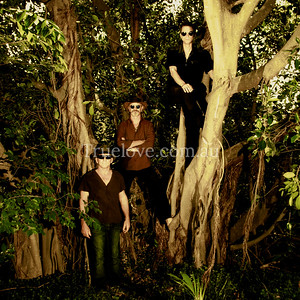 12.3.2013  At the Sydney band 'Seeder' photo session, being one with nature in the bushland behind Underfoot Records.  http://www.underfootrecords.com.au  Our collaborative history goes back as far as 1998 when Truelove Studios made video clips for 'Seeder', see them here: 'Fifty Bullets' http://vimeo.com/7162634 'If You Want' http://vimeo.com/7162144   © Tess Peni 2013