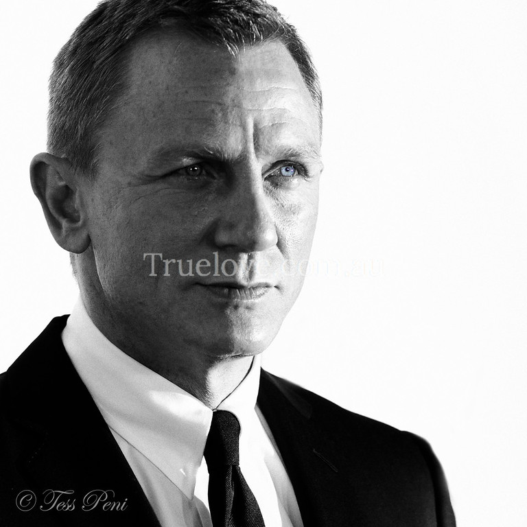 16.11.2012<br /> <br /> 'Skyfall' film premiere in Sydney, with Daniel Craig who stars in the latest James Bond film.<br /> <br /> © Tess Peni