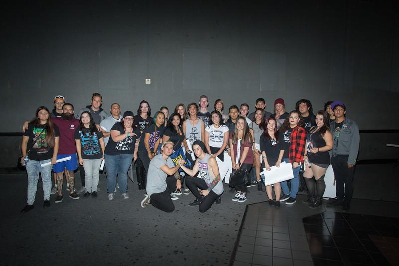 San Diego Meet & Greet Group Photo