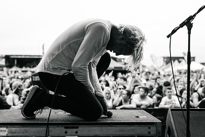 Telle Smith in Wantagh, NY on Vans Warped Tour 2016