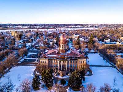 Cascade County Courthouse
