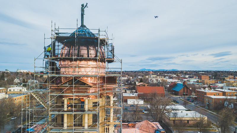 Courthouse Restoration