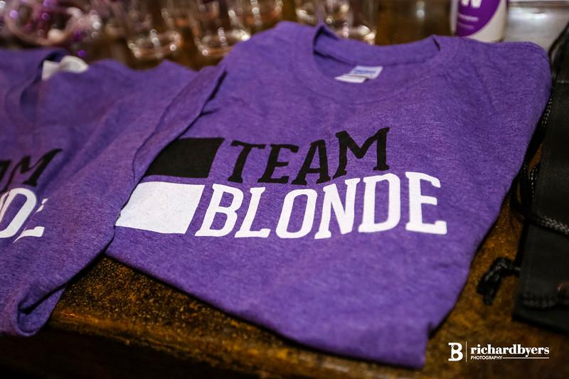Blonde V Brunette - Boxcar 2016