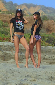 Bikini Swimsuit Model Goddesses