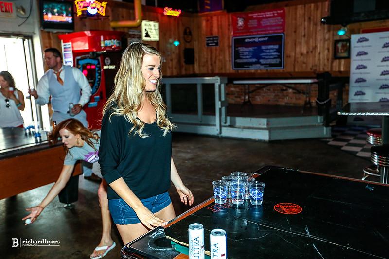 Blondes vs Brunettes Beer Olympics