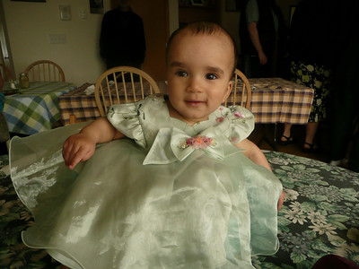 Easter dresses are very beautiful!