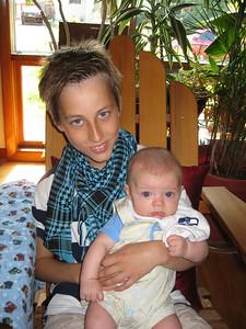 I really like babies!