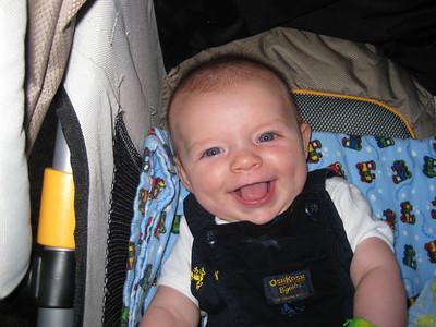 Happy Baby Albert!