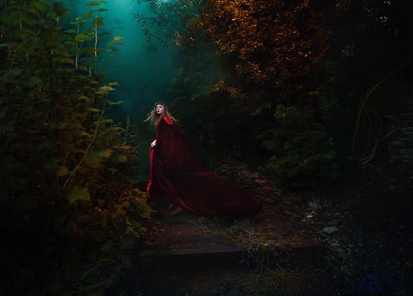 The Escape Of Flora